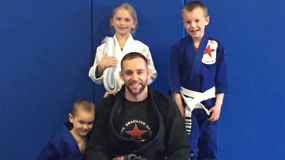Young Champs Brazilian Jiu-Jitsu